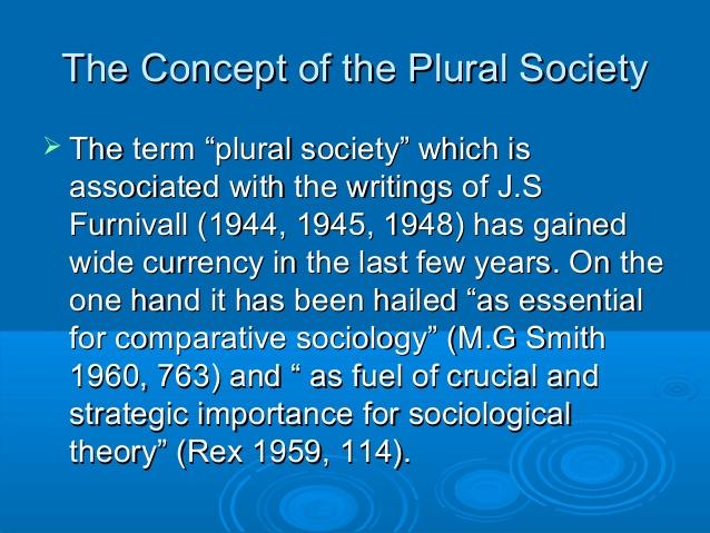 australia as a pluralistic society