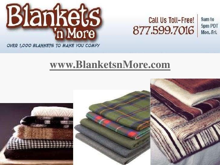 Plush comfort cotton blankets