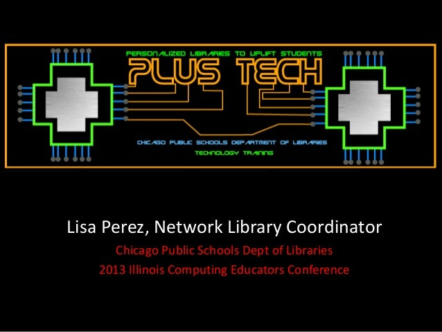 PLUS Tech: Get Your Game On with Online PD