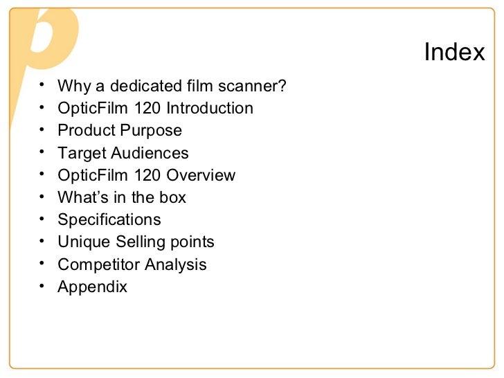 Sheet Film Scanner a Dedicated Film Scanner