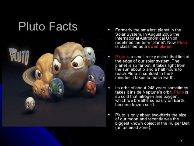about pluto the dwarf planet - photo #34
