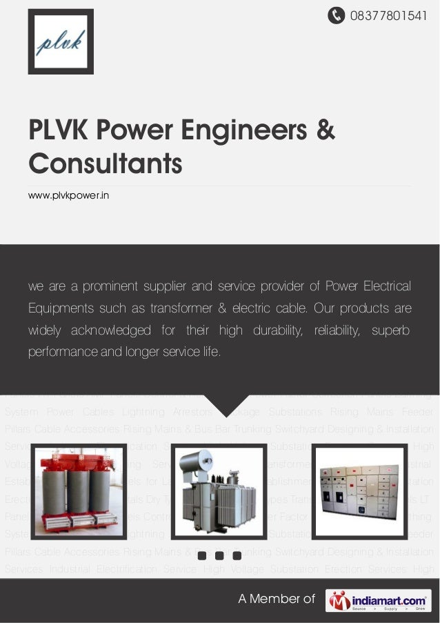 PLVK Power Engineers & Consultants