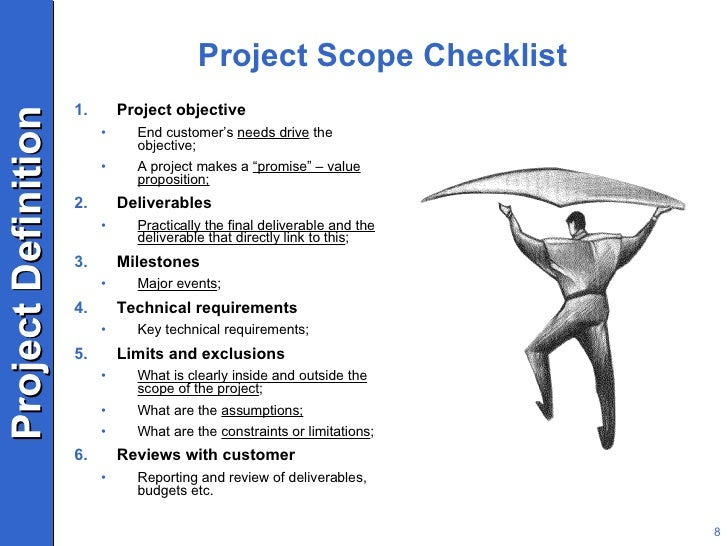 project scope and exclusions The overall aim of this project is to project objectives [list the objectives, quantified or unquantified, that justify the investment what is the project required to achieve wherever possible, express these in 'specific, measurable, achievable, realistic and time-based' terms] project scope and exclusions [ state the critical.