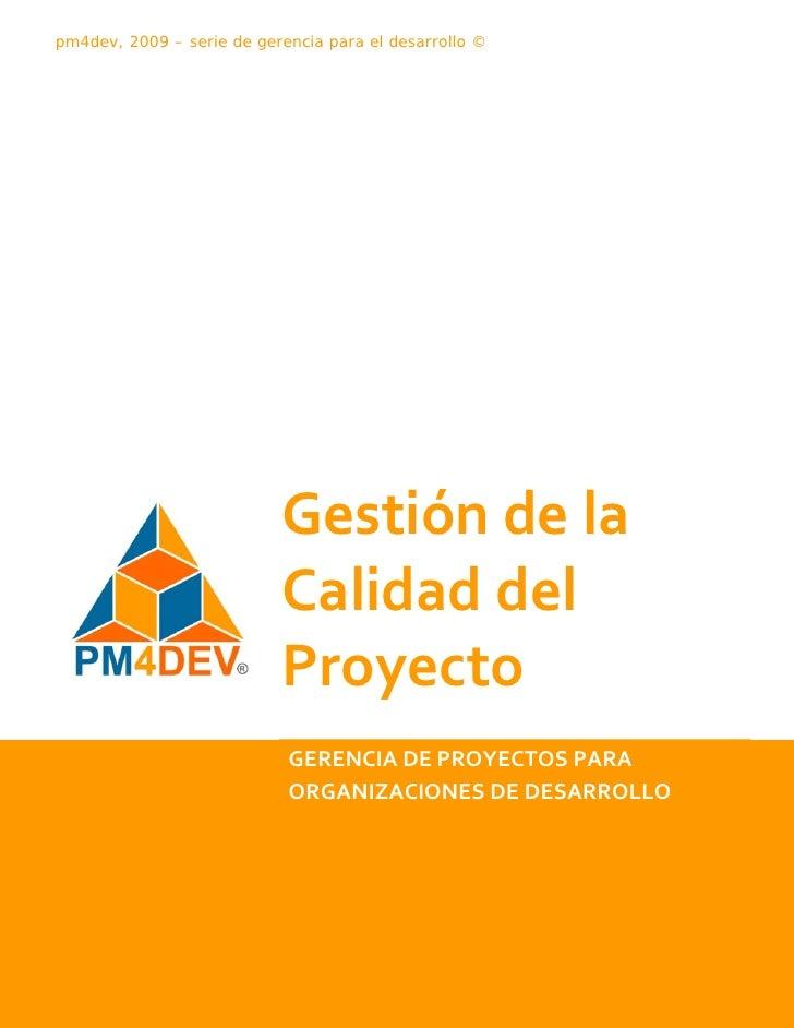 Pm4 dev gestion_de_la_calidad