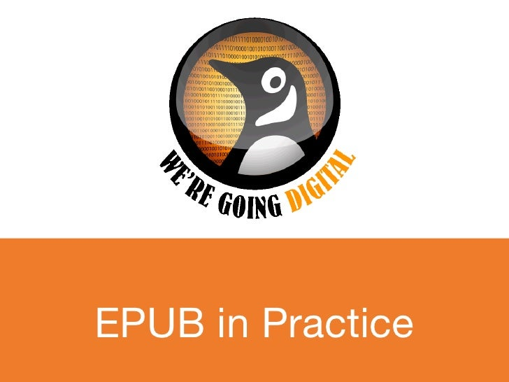 Richard Kwan: EPUB in Practice, My Experience of Introducing EPUB at Penguin