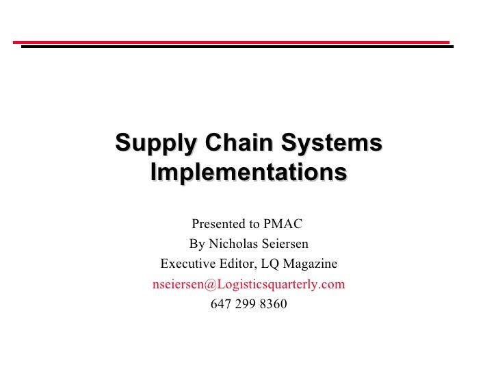 Pmac It Project Management 2010