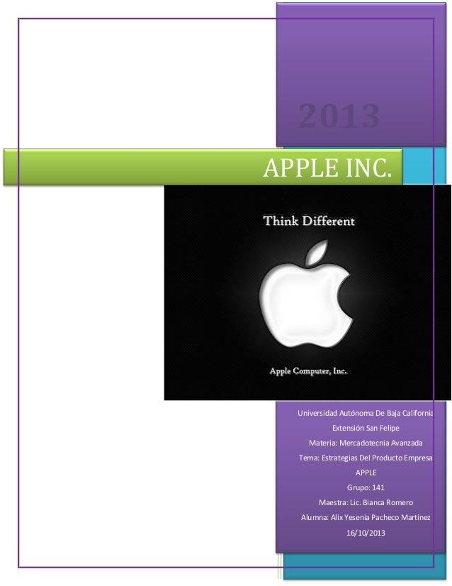 Pma estrategias del producto apple (2)ee