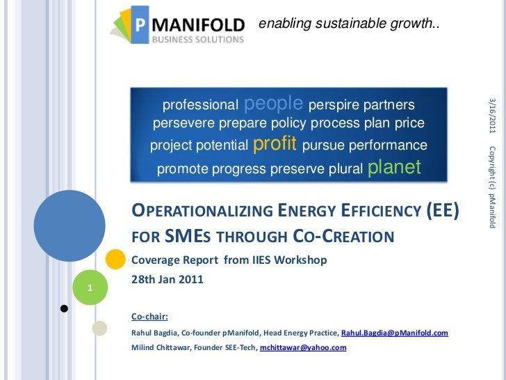 enabling sustainable growth..          professional people perspire partners                                              ...