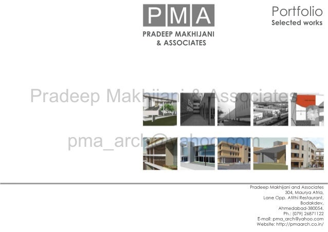 Pma portfolio