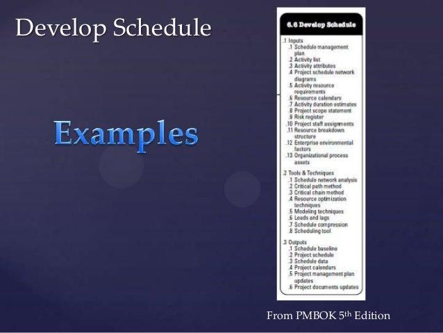 project management class