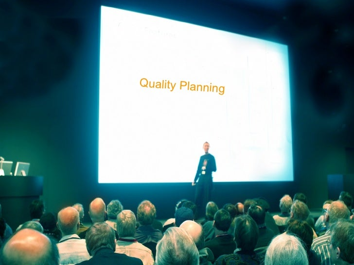 Quality PlanningLesson-5Planning project Quality, Staffing andCommunications
