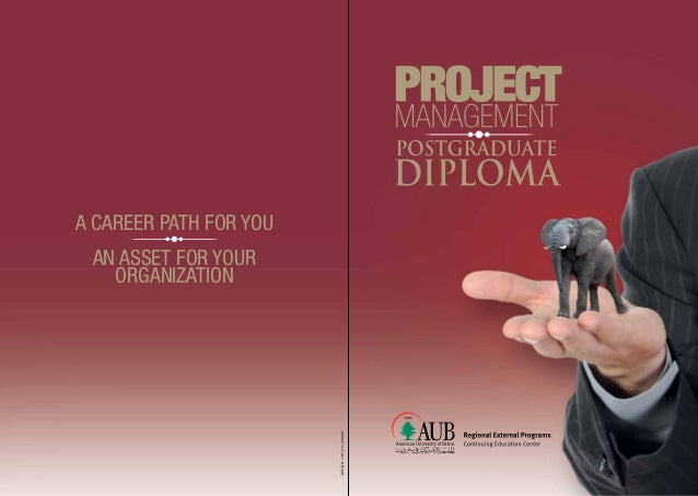 Project Management Postgraduate Diploma (AUB)