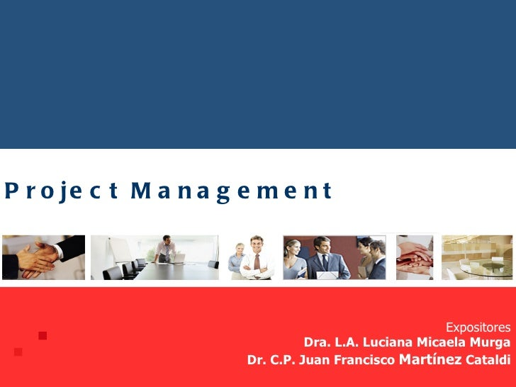 Clase UBA FCE - Project Management