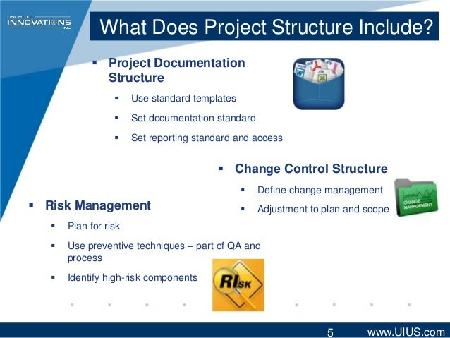 Pmi Presentation Structuring Project V2