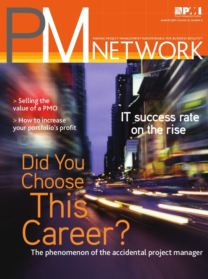 PM Network August 2011