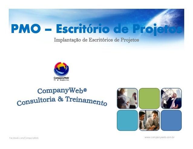 PMO - Escritório de Projetos | Workshop