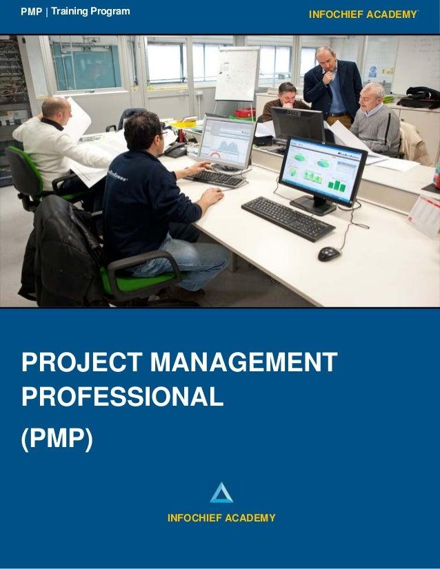 PROJECT MANAGEMENT PROFESSIONAL (PMP) INFOCHIEF ACADEMYPMP | Training Program INFOCHIEF ACADEMY