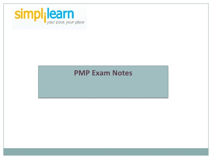 pmp notes Title: 2011 12 25 pmp study notesdoc subject: 2011 12 25 pmp study notesdoc author: noaman sayed last modified by: noamansayed created date.