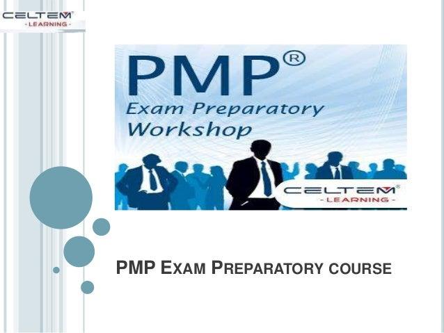 PMP EXAM PREPARATORY COURSE