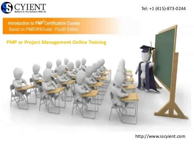 Best project management training online