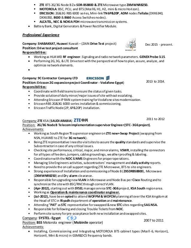 rf test engineer rf engineer resume resume for engineering job sample