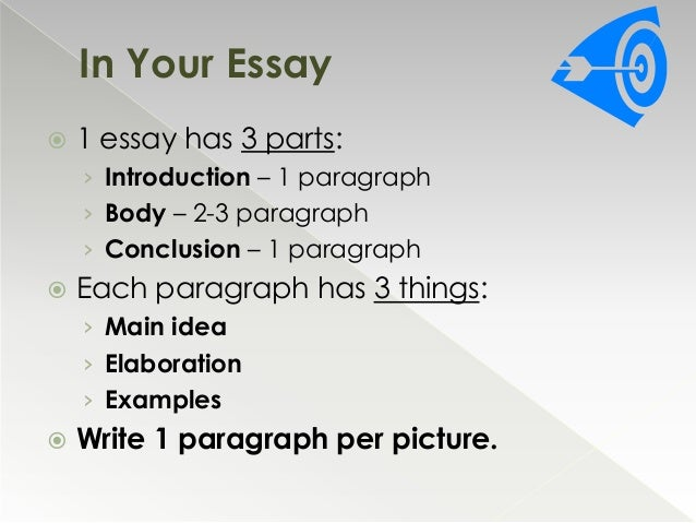 picture essay for pmr