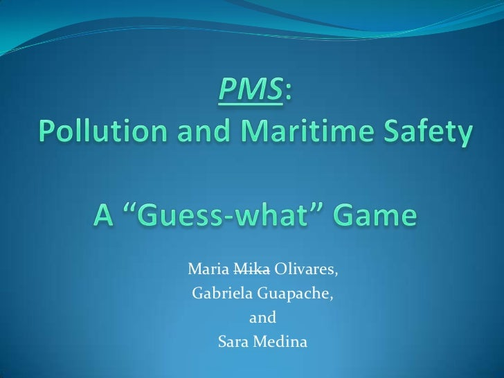 PMS: PowerPoint Presentation