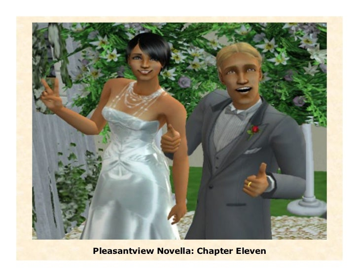 Pleasantview Novella: Chapter Eleven