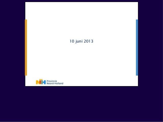 PNH presentatie 10 juni 2013