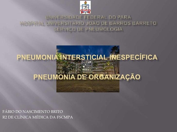 FÁBIO DO NASCIMENTO BRITOR2 DE CLÍNICA MÉDICA DA FSCMPA