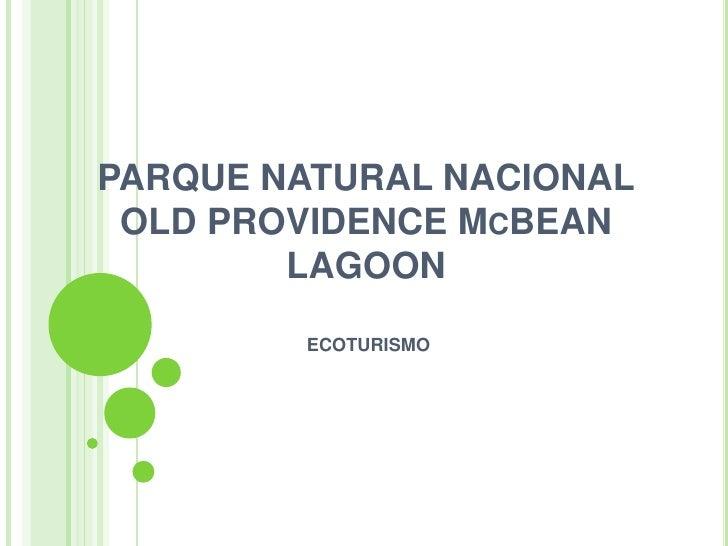 Pnn mcbean lagoon