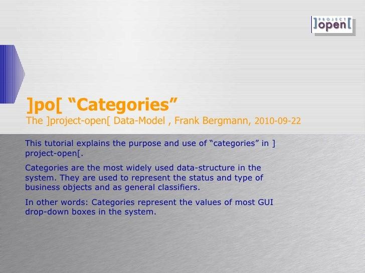 "]project-open[ Data-Model ""Categories"""