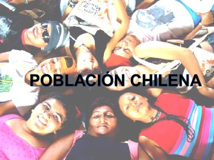 Población Chilena
