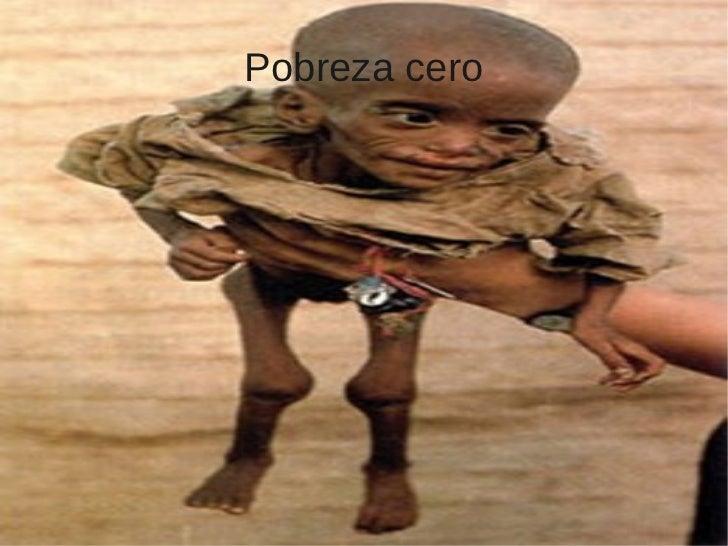 Pobreza cero