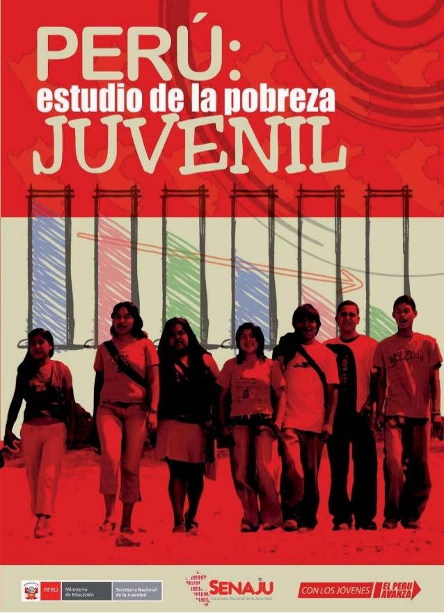 Perú: Estudio de la pobreza juvenil