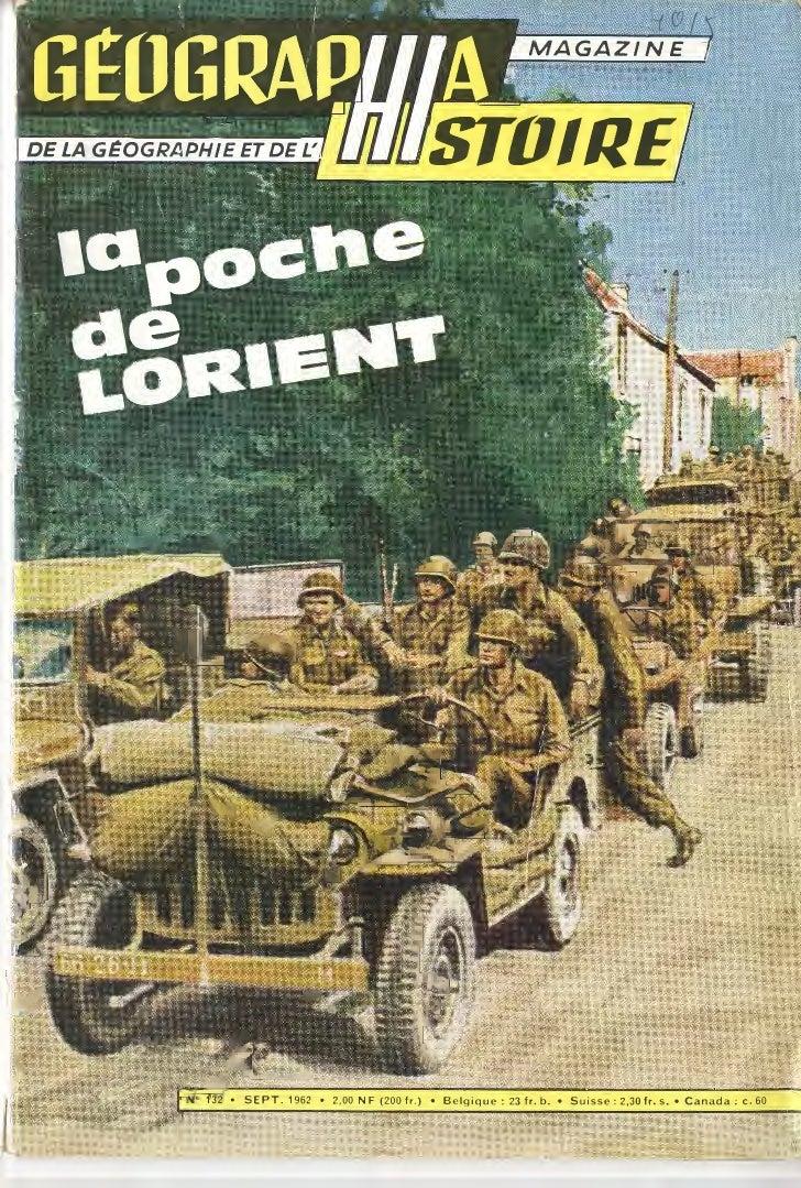 Poche de Lorient