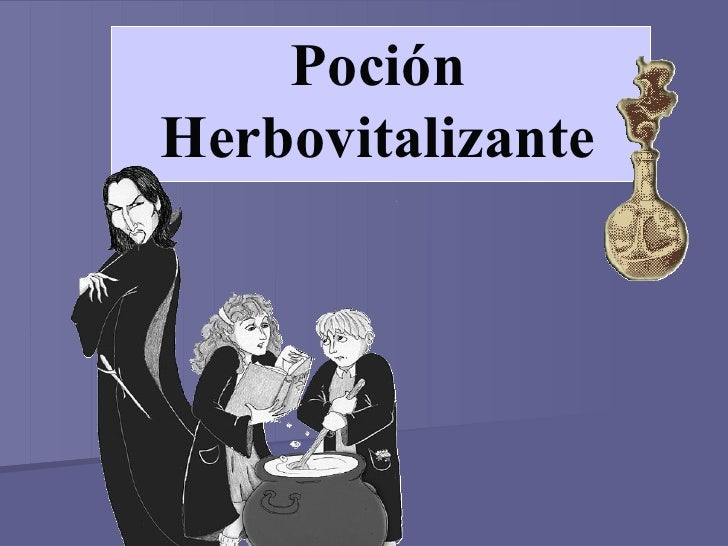 Poción Herbovitalizante