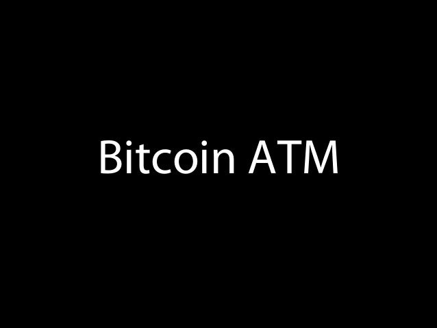 Pocket Bitcoin ATM, presented at Mobile POS Hackathon Berlin February 2014