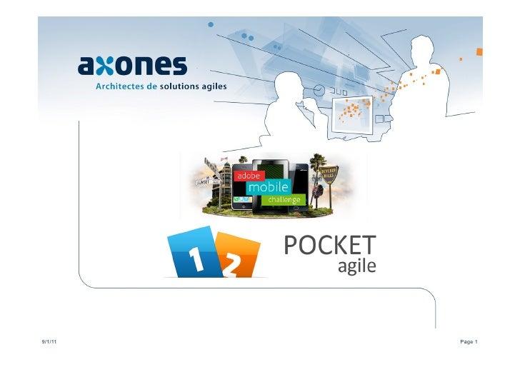 Pocket agile   challenge adobe mobile v1.0.pptx