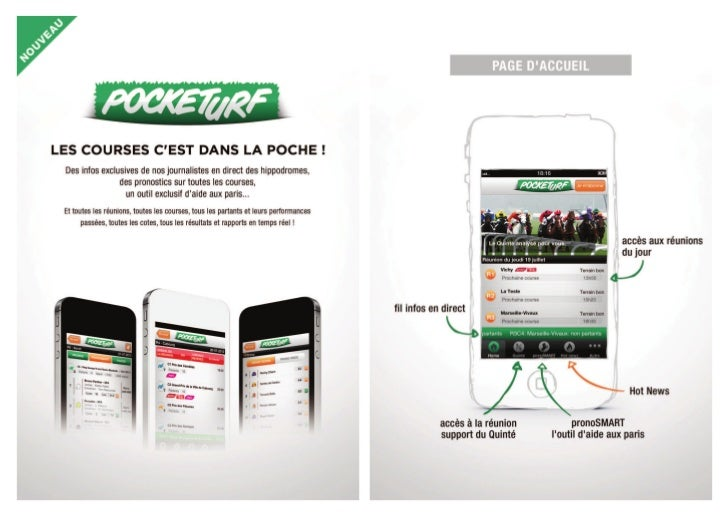 Pocketurf tutoriel