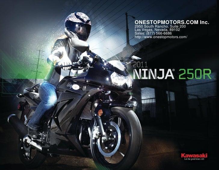 ONESTOPMOTORS.COM Inc.2950 South Rancho, Suite 200Las Vegas, Nevada, 89102Sales: (877) 566-6686http://www.onestopmotors.com/