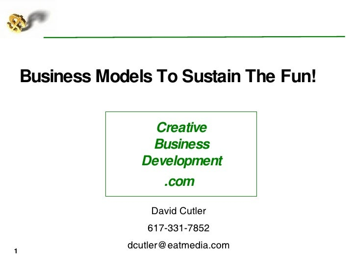 PodcampBoston2 Business Models
