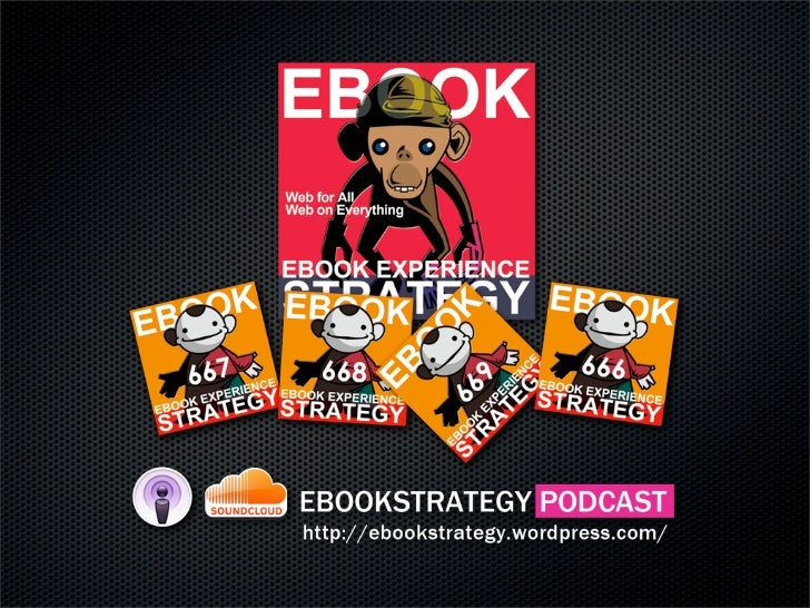EBOOK STRATEGY PODCAST #676    https://ebookstrategy.wordpress.com/