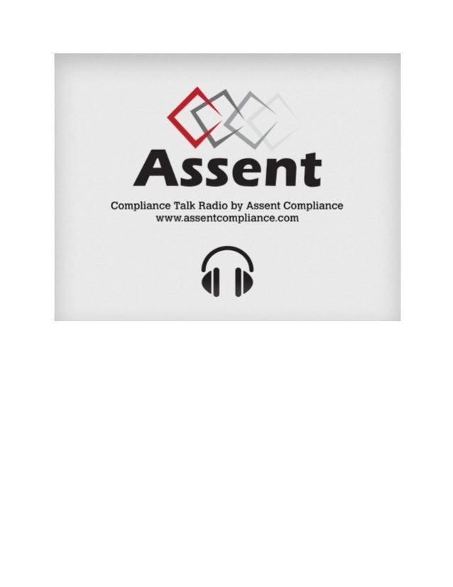 Assent PodCast