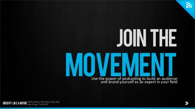 JOIN THE                                                        MOVEMENT                                                  ...