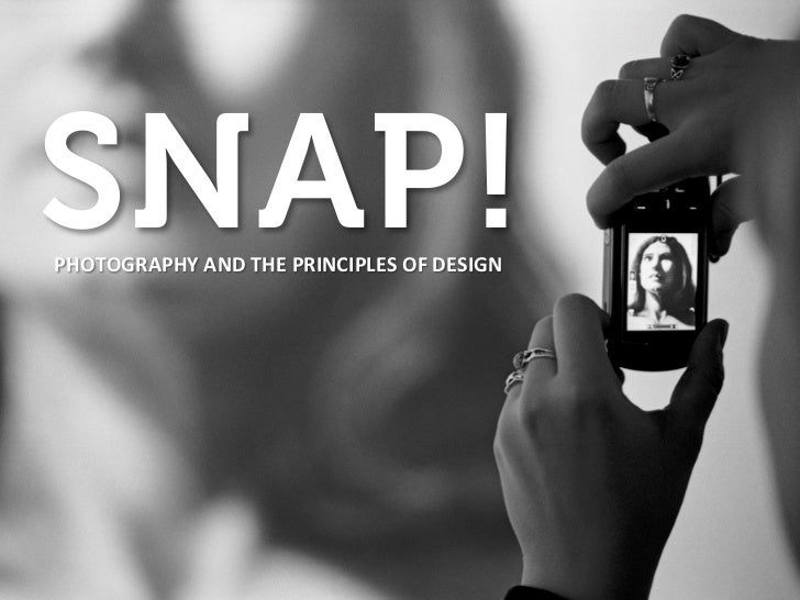 Principles of Design in Photography