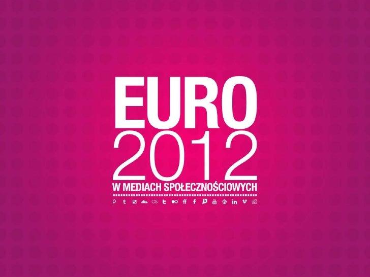 Euro 2012 w Social Media