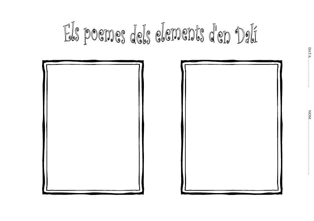Poema Dali