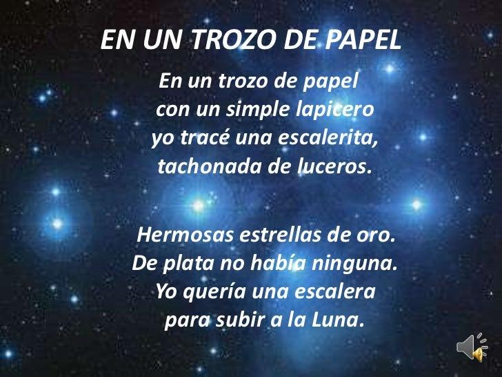 Poemas de estrellas - Imagui
