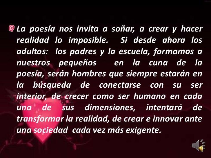 Poemas for Buscador de poemas
